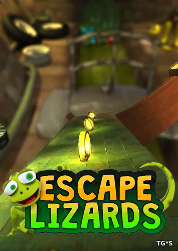Escape Lizards [ENG] (2017) PC | Лицензия