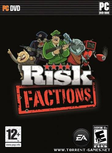 RISK™: Factions (ENG) [RePack] от R.G. Механики через torrent