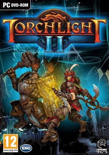 Torchlight 2 [v 1.25.9.5] (2012) PC | RePack by qoob