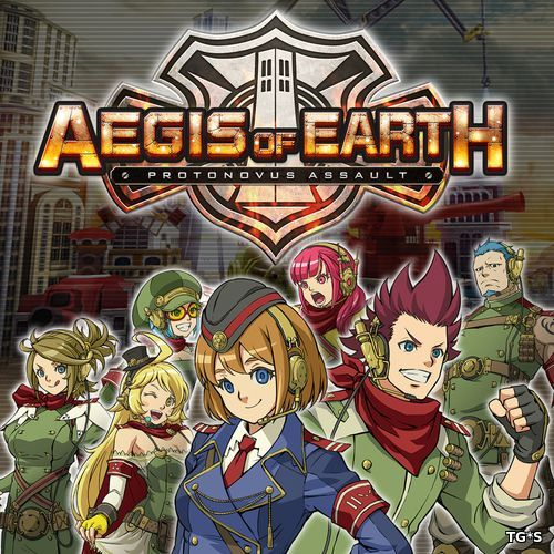 Aegis of Earth: Protonovus Assault (ENG/JAP) [L] - CODEX ч