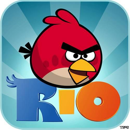 Скачать игру через торрент Angry Birds Friends