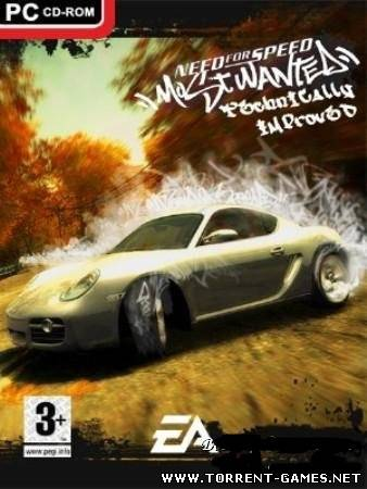 Need For Speed Most Wanted - Technically Improved [Repack] (2010) Только русский