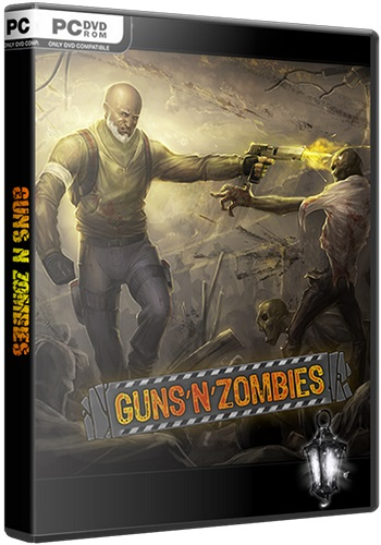 Guns n Zombies [v 2.0 + 1 DLC] (2014) PC | Лицензия