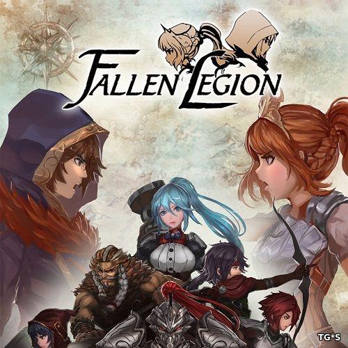 Fallen Legion+ (2018) PC | Лицензия