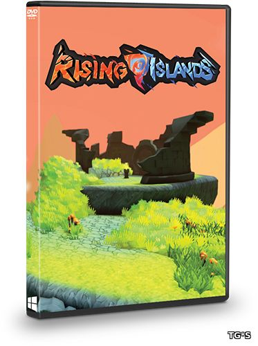 Rising Islands (2016) PC | Лицензия