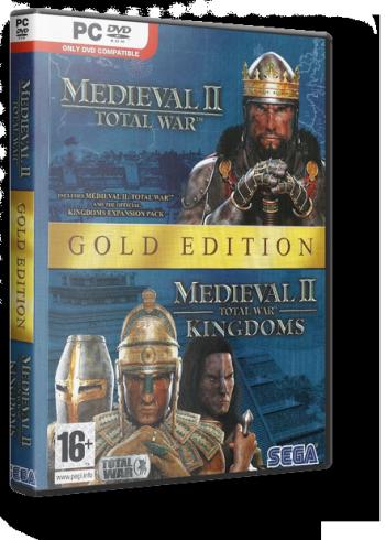 Medieval 2: Total War + Kingdoms (2007) PC | Repack от R.G. Catalyst