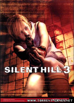Silent Hill 3 [ENG/RUS | Пиратка]