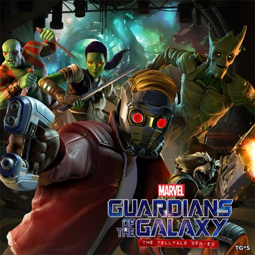 Marvel's Guardians of the Galaxy: The Telltale Series - Episode 1-4 (2017) PC | Лицензия