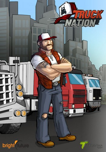Truck Nation [2.3.8] (Travian Games GmbH) (RUS) [L]
