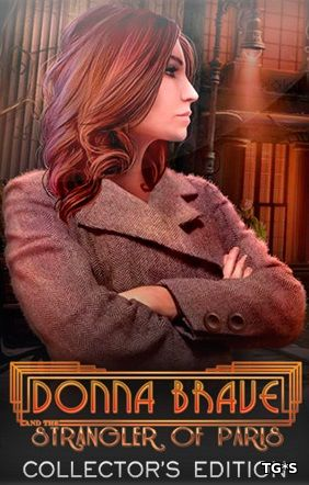 Донна Браве: Парижский Душитель / Donna Brave: And the Strangler of Paris (2017) PC