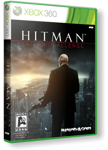 [JTAG/FULL] Hitman Absolution: Sniper Challenge [Region Free][ENG]