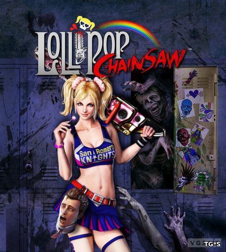 Lollipop Chainsaw (2012) PS3 | RePack