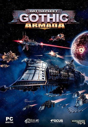 Battlefleet Gothic: Armada [v.1.7.9962] (2016) PC | Steam-Rip от Let'sPlay