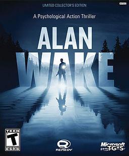 Alan Wake вернётся в виде телесериала