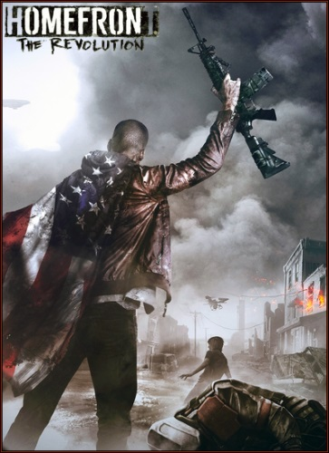 Homefront: The Revolution Freedom Fighter Bundle (Deep Silver) (RUS) [Repack]от Other s