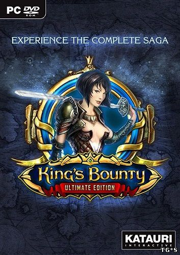King's Bounty: Ultimate Edition (2014) PC | RePack от FitGirl