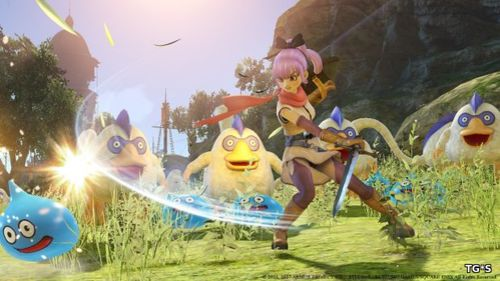 DRAGON QUEST HEROES II – Launch Trailer
