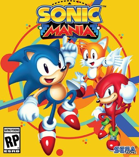 Sonic Mania (2017) PC | RePack by FitGirl