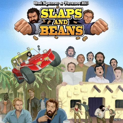 Bud Spencer & Terence Hill - Slaps And Beans (Buddy Productions GmbH) (RUS|ENG|MULTI) [L] - PLAZA