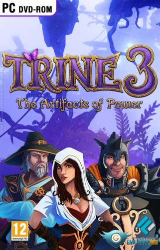 Trine 3: The Artifacts of Power [GoG] [2015|Rus|Eng|Multi12]