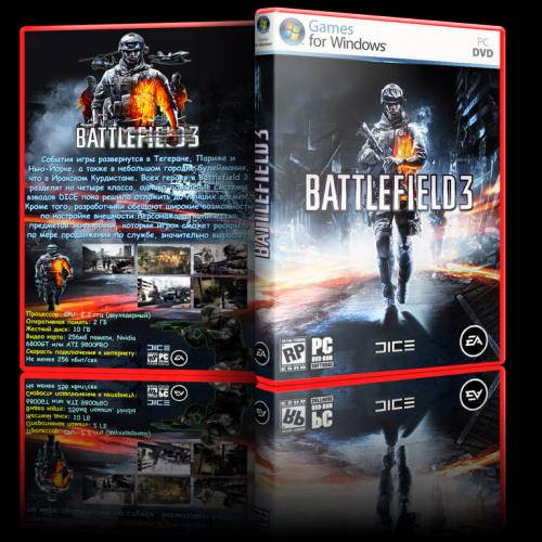 Battlefield 3 (2011/PC/RePack/Rus ) by Spieler