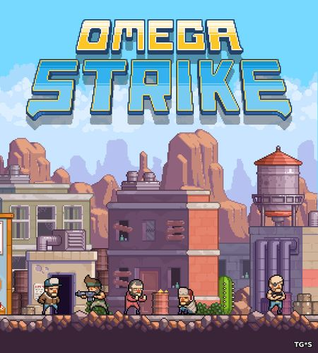 Omega Strike [ENG] (2017) PC | RePack by Other's