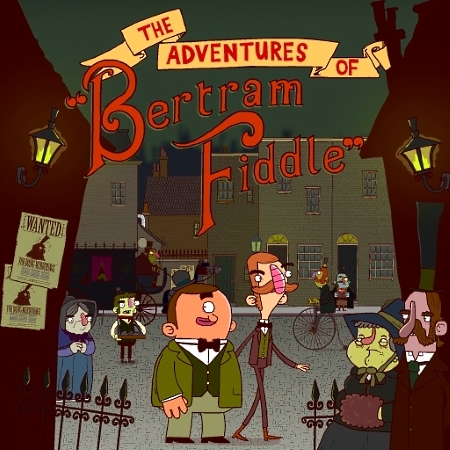 The Adventures of Bertram Fiddle: Episode 1 (2015) PC | RePack