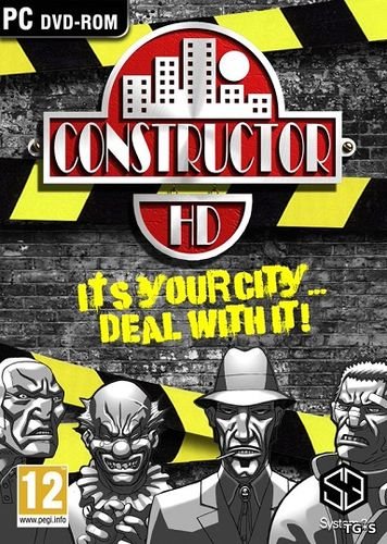 Constructor HD (System 3) (ENG) [Repack]от Other s