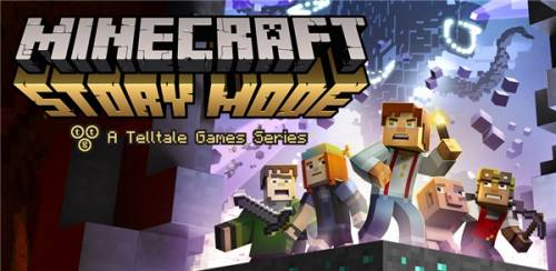 Minecraft: Story Mode [v1.14 Mod Money] (2015) Android