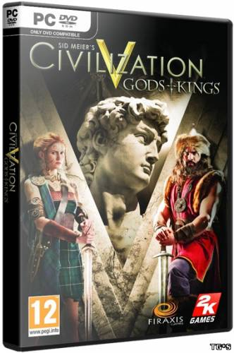 Sid Meiers Civilization V Gold Edition (2013/PC/Repack/Rus|Eng) от [Crazyyy.]