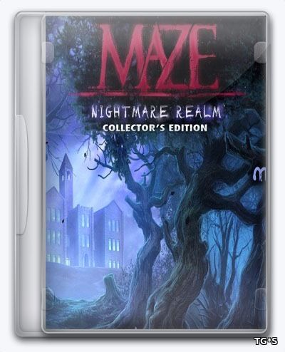 Лабиринт 3: Царство кошмара / Maze 3: Nightmare Realm CE (2017) PC