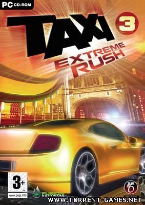 Taxi 3: eXtreme Rush/Такси 3: безумный экстрим