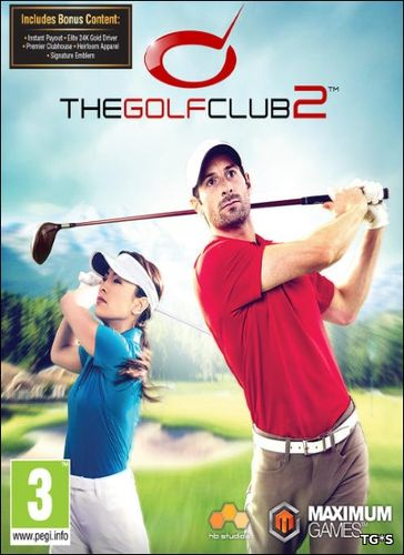 The Golf Club 2 (ENG) [Repack] от FitGirl
