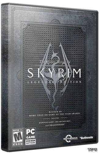 The Elder Scrolls 5: Skyrim Legendary Edition (RUS\ENG) [RePack] [SLMP-GR 3.0.6]