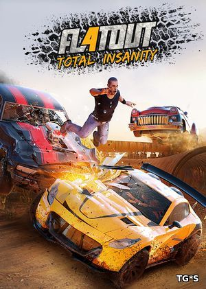 FlatOut 4: Total Insanity (2017) PC | RePack by FitGirl