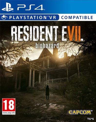 [PS VR] Resident Evil 7 Biohazard [EUR/RUS]
