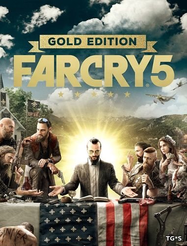 Far Cry 5: Gold Edition [v 1.2.0 + DLCs] (2018) PC | Uplay-Rip от R.G. Freedom
