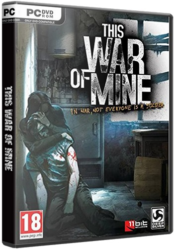 This War of Mine [v 2.0.3] (2014) PC | Steam-Rip от Let'sРlay