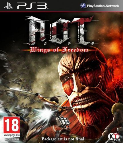 Attack on Titan: Wings of Freedom [EUR/ENG]