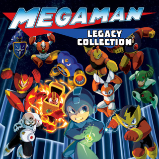 Mega Man Legacy Collection (Capcom) [RUS|Multi8] [L]-TiNYiSO