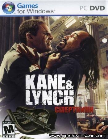 Kane and Lynch: Смертники [Repack] [1C]