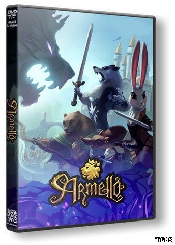 Armello [v.1.4] (2015) PC | Steam-Rip от Let'sРlay