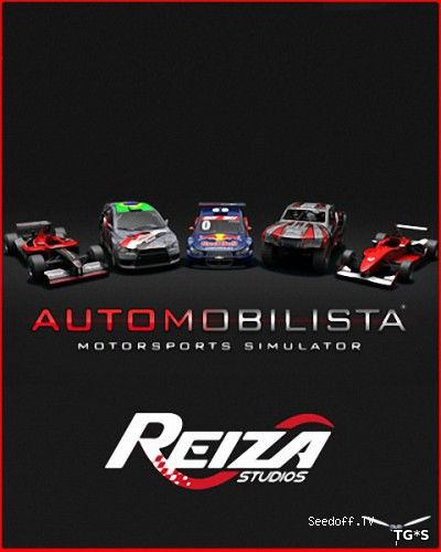 Automobilista [2016, ENG(MULTI), L] CODEX