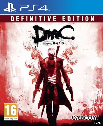 DmC Devil May Cry: Definitive Edition [Playable] [Scene] (PS4