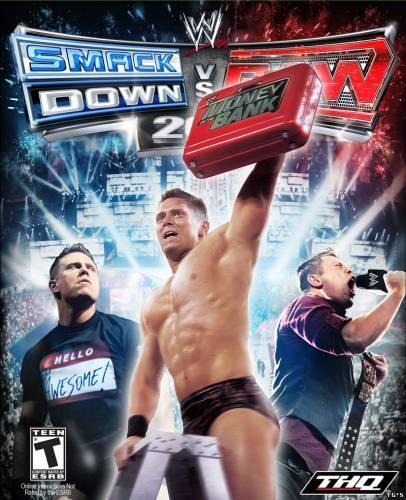 WWE SmackDown vs. RAW(2011)(Английский)[P]