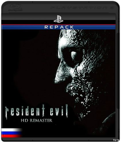 Resident Evil: HD Remaster [JPN/RUSSOUND] [RePack]