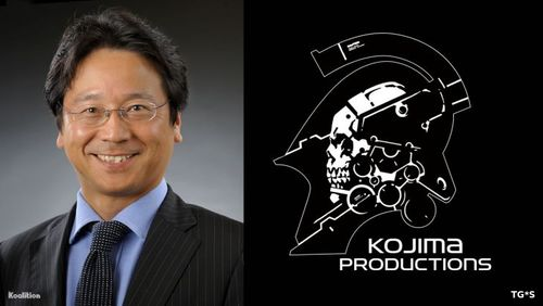 Бывший президент Konami Синдзи Хирано, стал президентом в Kojima Productions