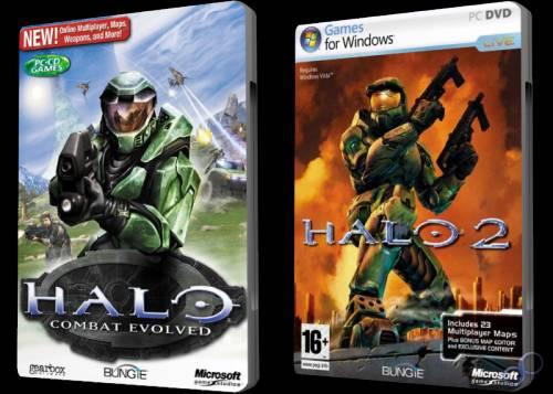 Антология Halo (Microsoft) (2003-2007/RUS) [Repack]