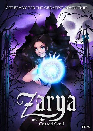 Zarya and the Cursed Skull [ENG] (2017) PC   Лицензия
