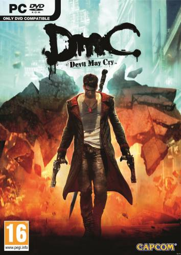 DmC: Devil May Cry [+ DLC][L|Steam-Rip] от R.G. Origins